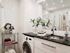 Clever Ideas For Bathroom Storage