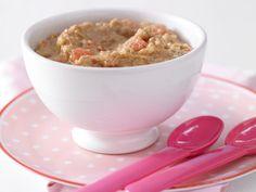 Melonen-Keks-Brei mit Haferflocken - Nachmittagsbrei ab 8. Monat (milchfrei) - smarter - Zeit: 15 Min. | eatsmarter.de