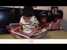 Little Humans Reading Little Humans ~ suggested by HONY