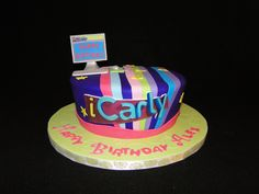 Birthday Cake Orlando http://www.facebook.com/pages/Cakes-by-Elisa/286957878572