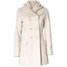 Vero Moda Corella Jacket Pp ($115) ❤ liked on Polyvore