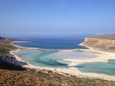 Mpalos, Chania, Crete, greece