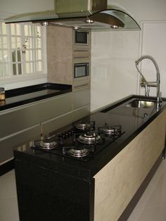 Cozinha com Ilha - img1