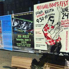 Things to do around Marshall #michigan #marshallmichigan #blues...