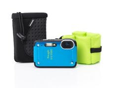 Olympus TG-620 Tough iHS Waterproof Digital Camera (Blue) with Case and Float Strap - http://allgoodies.net/olympus-tg-620-tough-ihs-waterproof-digital-camera-blue-with-case-and-float-strap/