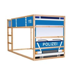 ikea childu0027s loft bed converted to fire engine shared by lion cool stuff for them pinterest fire engine children s and engine