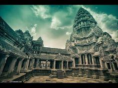 Angkor Wat, la civilización devorada por la selva - Documental -