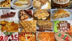 Η πρότασή μας #7 : Τα γλυκά της Πρωτοχρονιάς! Waffles, Muffin, Food And Drink, Sweets, Breakfast, Desserts, Greek, Table, Art