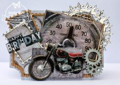 Birthday Cards For Men, Man Birthday, 3d Cards, Cool Cards, Card Creator, Suit Card, Beautiful Handmade Cards, Stamping Up Cards, Fathers Day Cards