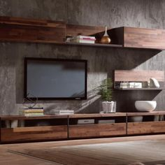 TV cabinets - more than a shelf for TV sets Modern Simple Tv Stand,Walnut Wood Veneer Tv Cabinet - Buy Tv Tv Wall Design, Table Design, Simple Tv Stand, Tv Wanddekor, Modern Tv Cabinet, Tv Console Modern, Console Tv, Wooden Tv Stands, Tv Stand Designs