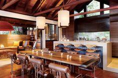Open Living done beautifully by Erin Martin, via California Home + Design