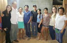 Defensores visitam cacicado em Vila Bela da Santíssima Trindade