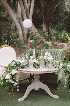 Oh So Elegant Vintage Wedding