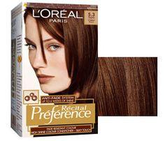Enhancing Soft Autumn hair: Chestnut