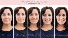 Do I need to wear makeup for my branding photoshoot? [ Photoshoot Makeup Guide Part I) - Marcela Macias Photography Photography Tips, Portrait Photography, Black Smokey, Soft Eyes, Photoshoot Makeup, Makeup Guide, Archetypes, Makeup Yourself, Business Women