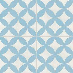Carreaux de ciment - Les motifs - Carreau C 01 - Couleurs & Matières
