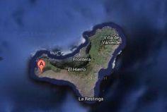 Terremoto sentido El Hierro, Frontera, 17 abril