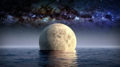 Invoke And Access The Power Of The Moon Through Moon Water - Conscious Reminder Moon Shadow, Kinds Of Energy, Dark Pictures, Mood Light, Beautiful Moon, In Ancient Times, Phone Backgrounds, Love And Light, Consciousness
