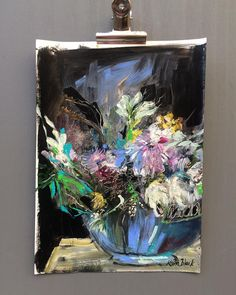 My Favorite Things, Live, Paper, Flowers, Painting, Collection, Black, Instagram, Art