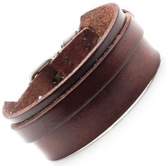 Mocha-Flavor-Antique-Mens-Genuine-Leather-Bracelet-Cuff-Adjustable-Extra-Wide-40-mm-Brown_C1448-9_M