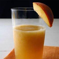 Sparkling Peach Splash - Recipes | American Family