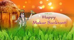 {Latest} Happy Makar Sankranti 2020 Images Wishes Messages Greetings Status Makar Sankranti Photo, Makar Sankranti Greetings, Happy Makar Sankranti Images, Happy Sankranti, Happy Makar Sankranti Wallpaper, Wish Online, Happy Pongal, Greetings Images