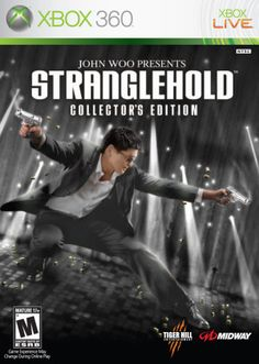Stranglehold Collectors Edition