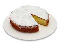Torta Margherita (senza glutine)