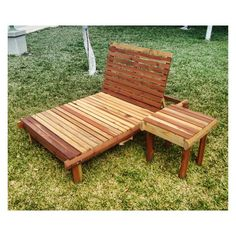 Outdoor Best Redwood Wide Beach Chaise Lounge