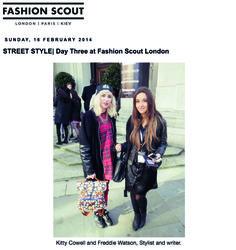 Fashion Scout Blog - February 2014