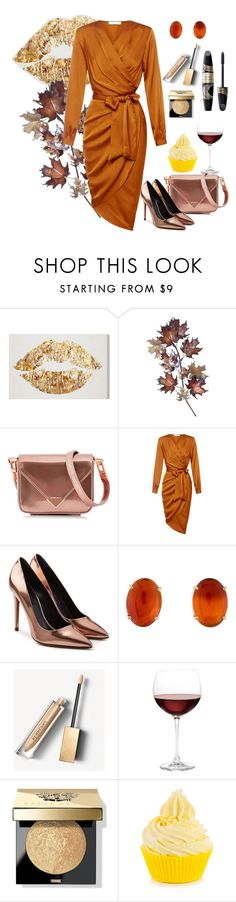"""""""pre Halloween date?"""" by ankita-jha ❤ liked on Polyvore featuring C. Jeré, Alexander Wang, Burberry, Max Factor, Nordstrom and Bobbi Brown Cosmetics"""
