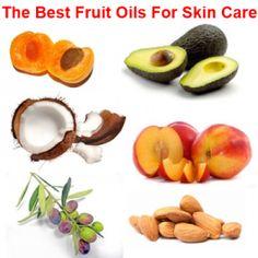 The Best Fruit Oils For Skin Care