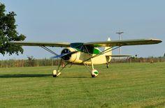 1938 Fairchild 24J NC19177