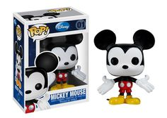 Pop! Disney: Mickey Mouse | Funko