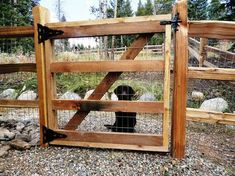 How to Install Split Rail Fence Gate