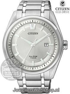 Citizen AW1240-57A horloge heren.