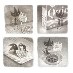 My favorite Shaun Tan: Tales from Outer Suburbia