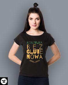 Koszulka bez glutenowa