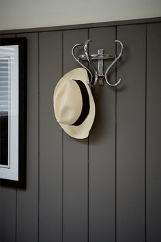 Graceville Triple Hat Hook L. Decor, Home Accessories, Next At Home, Modern Country, Hat Hooks, Riviera Maison, Modern Country Style, Inspiration, House On A Hill