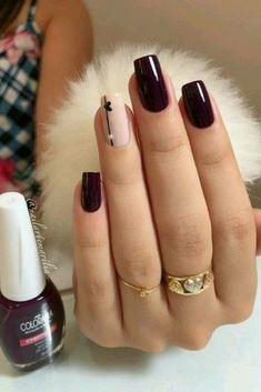 Stylish Nails, Trendy Nails, Cute Nails, Gel Uv Nails, Acrylic Nails, Acrylic Art, Nagellack Design, Latest Nail Art, Perfect Nails