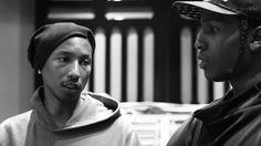 Pharrell Williams & Flacko (A$ap Rocky)