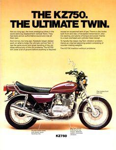 Kawasaki KZ 750 Twin