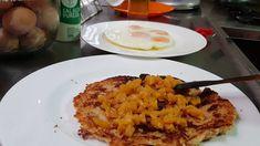 Desayuno saludable - galleta de avena y queso, asada. Lita cocina Queso, Mashed Potatoes, Ethnic Recipes, Blog, Wings, Healthy Breakfasts, Cooking, Oat Cookies