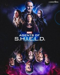 agents of shield Agents Of Shield Seasons, Marvels Agents Of Shield, Series Da Marvel, Loki Thor, Loki Laufeyson, Agents Of S.h.i.e.l.d, Captain America Winter, Ming Na Wen, Phil Coulson