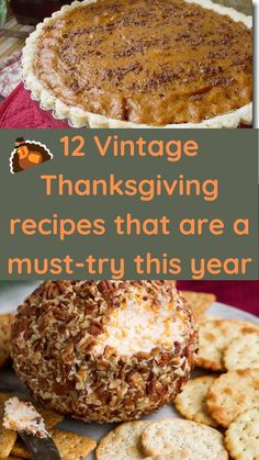 Tired of the same old Thanksgiving recipes? Try one of these vintage recipes instead. Your family will thank you. They might be old-fashioned, but they're still delicious! Vintage Thanksgiving, Thanksgiving Recipes, Hair Puff, Italy Holidays, Diy House Projects, Vintage Recipes, Meals For One, Love Food, Veggies