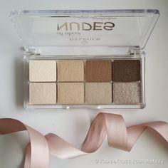 Такие «замшевые» тени Essence All about Nudes и такие любимые отзывы — Отзывы о косметике — Косметиста