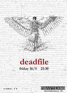 Deadfile live @ Πολύτεχνο :: Corfu2day.com
