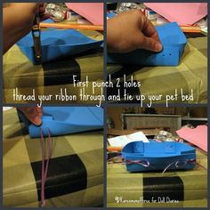 When She Sent Me The Instructions For How To Make This Cute Diy Pet Bed Mentioned That Doesn T Have