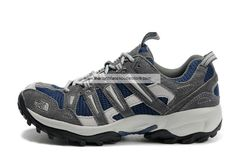 The North Face Gray Shoes 002