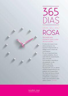 Campanha Outubro Rosa|Novembro Azul on Behance